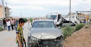 Eskişehir'de trafik kazası 8 yaralı