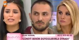 Esra Erol'da şok: Gelin adayı Şilan her şeyi itiraf etti, Cüneyt'i bombaladı!