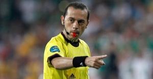 EURO 2016'da Cüneyt Çakır'a yeni görev