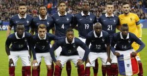 Ev sahibi Fransa çeyrek finalde