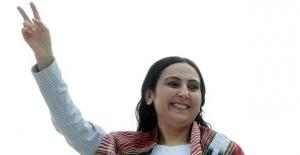 Figen Yüksekdağ'ın evine polis baskını!