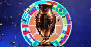 Finalin adı Şili - Arjantin