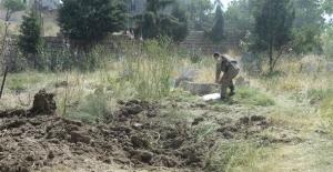 Hainlikte sınır tanımayan PKK mezarlığa bile bomba yerleştirmiş!
