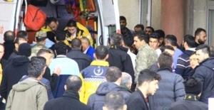 HDP'li başkan mayına bastı: Durumu kritik!