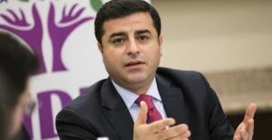 HDP lideri Demirtaş'tan 'TAK' açıklaması