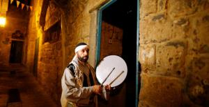 Hristiyan Ramazan davulcusu
