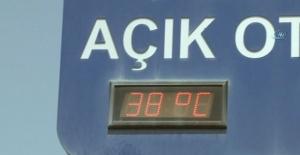 İstanbul'da termometreler 38 dereceyi gösterdi!