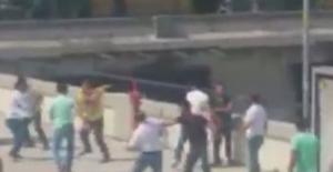 İstanbul Otogar'ında büyük kavga: Keleşi getir keleşi!
