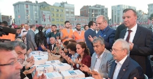 Kılıçdaroğlu: Birlik ve beraberliğe her zamankinden çok ihtiyacımız var