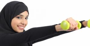 Kim demiş Ramazan ayında egzersiz yapılmaz!