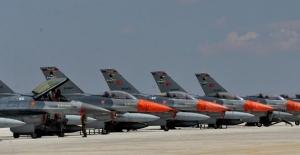 Konya'da 67 uçaklı büyük tatbikat!