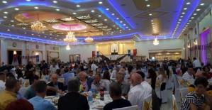Kosova Prizrenliler Derneği'nden Prizren'de 1000 Kişilik İftar