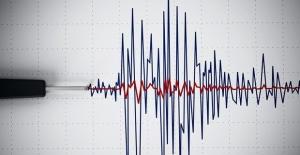 Marmara Bölgesi'nde deprem!