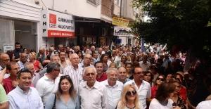 Mersin'de Kılıçdaroğlu'na mermili saldırıya tepki