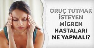 Migreni olanlar için ağrısız oruç tutmanın 8 yolu