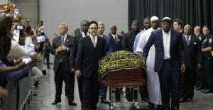 Muhammed Ali'nin cenazesinde Türkiye'yi hedef alan sözler!