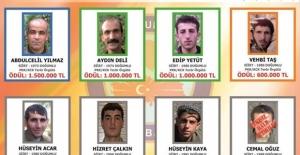 O teröristler için Kürtçe-Türkçe broşürler basıldı! Didik didik aranıyorlar...