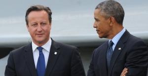 Obama ve Cameron bir araya gelecek