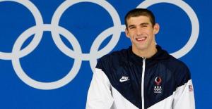 Phelps yine olimpiyatlarda