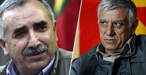PKK'nın sözde yöneticileri birbirine düştü! Kandil'de hendek kavgası