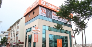 Romatem'den İstanbul'un gözde lokasyonu Beşiktaş'a 6 milyon tl ' lik yatırım!