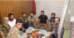 Sakaryalı 2 kişi Türkmen Dağı'nda öldürüldü