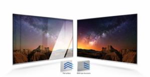 Samsung, ışık yansımalarını engelleyen 'Ultra Black' Teknolojisi ile yeni SUHD TV'lerde