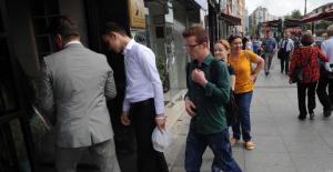 Şişli'de Rusya vize merkezinde bomba paniği