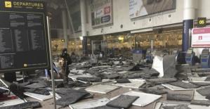 Son terör olayı Türkiye'deki üçüncü havalimanı baskını