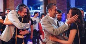 Şükran Ovalı ve Erkan Petekkaya'nın duygusal vedası: Böyle sarıldılar!