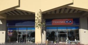 TeknoSA'dan 1 günde 2 mağaza