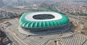 Tofaş, Timsah Arena'da tribün sponsoru oldu