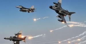 Türk jetleri Lice'de PKK'yı vurdu!