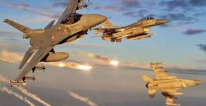 Türk jetleri PKK ve IŞİD hedeflerini bombaladı