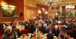 Türk Telekom Mobile, kamu ve iş dünyasını iftar yemeğinde buluşturdu