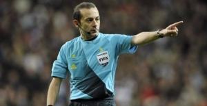 UEFA'dan Cüneyt Çakır ile devam kararı