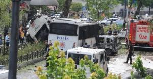 Vezneciler saldırısında 12 gözaltı!