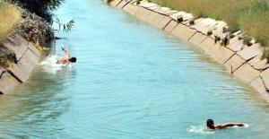 Yalnızca Adana'da Haziran ayında 14 kişi sulama kanalında boğuldu!