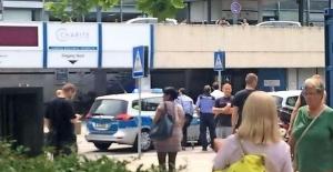 Berlin'de hastaneye silahlı saldırı: 2 ölü!