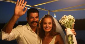 Burak Özçivit ve Fahriye Evcen yurt dışında gizlice evlendi mi?