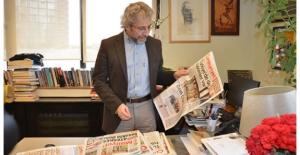 Can Dündar istifa etti! Cumhuriyet Gazetesi'nde şok!