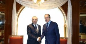 Çavuşoğlu: Suriye konusunda Rusya ile koordineli olacağız
