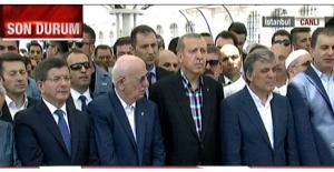 Cumhurbaşkanı Erdoğan'dan Cenaze Töreninde Açıklama!