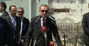 Cumhurbaşkanı Erdoğan'dan ABD'li generale: Sen kimsin!
