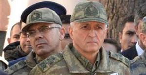 Darbeci Korgeneral İbrahim Yılmaz tutuklandı