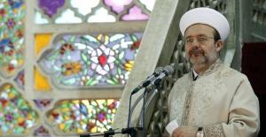 Diyanet İşleri Başkanı Görmez'den Sultanahmet hutbesi...