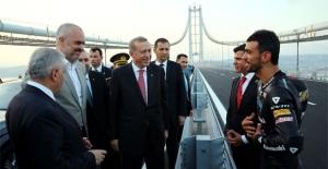 Erdoğan: Kenan oğlum bizi çıldırtma ya...
