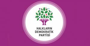 """HDP, """"Krizden çıkışın yolu OHAL değil demokrasidir"""""""