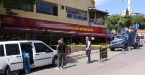 İstanbul Sütlüce'de 'silahlı kişi' paniği