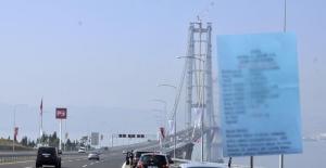İşte Osmangazi Köprüsü'nden kaçak geçmenin cezası!